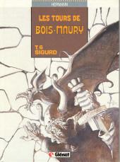 Les tours de Bois-Maury -6- Sigurd