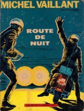 Michel Vaillant -4b1970- Route de nuit