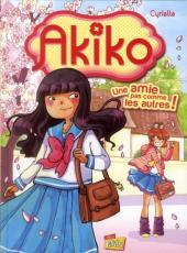 Akiko -1- Une amie pas comme les autres !
