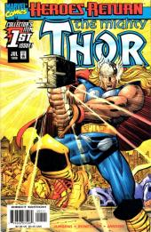 Mighty Thor (The) (1998) -1- Search of the Gods