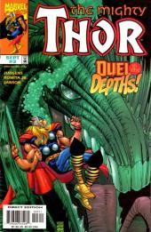 Mighty Thor (The) (1998) -3- God and man