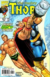 Mighty Thor (The) (1998) -4- From the Ashes