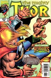 Mighty Thor (The) (1998) -6- What's a God to do ?
