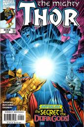 Mighty Thor (The) (1998) -9- Answers