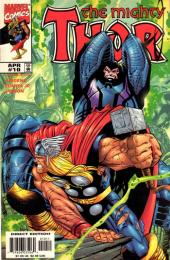 Mighty Thor (The) (1998) -10- The dark wars (part I of III)