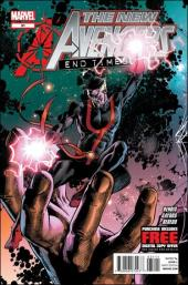New Avengers (The) (2010) -31- End times part 1