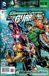 Green Lantern: New Guardians (DC Comics - 2011) -13- All the rage