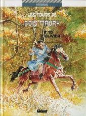 Les tours de Bois-Maury -10- Olivier
