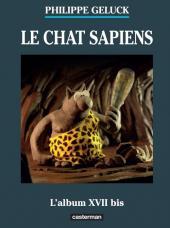 Le chat -17bis- Le Chat Sapiens - L'album XVII bis