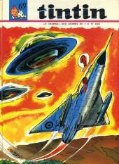 (Recueil) Tintin (Album du journal - Édition française) -69- Tintin album du journal (n°921 à 933)