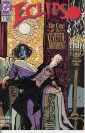 Couverture de Eclipso (1992) -8- Good Night, Mr. Holmes!
