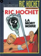 Ric Hochet - La collection (Hachette) -35- La mort noire