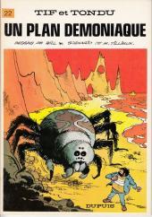 Tif et Tondu -22a1979- Un plan démoniaque
