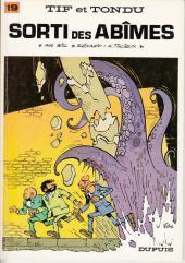 Tif et Tondu -19a1978- Sorti des abîmes