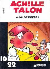 Achille Talon (16/22) -321a- Achille Talon a 50° de fièvre !
