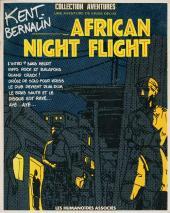African Night Flight - Une aventure de Kriss Delux - African Night Flight