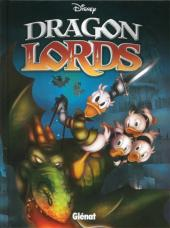 Donald (Histoires longues) -7- Dragon Lords