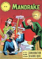 Mandrake (1re Série - Remparts) (Mondes Mystérieux - 1) -21- Conjuration diabolique