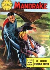 Mandrake (1re Série - Remparts) (Mondes Mystérieux - 1) -54- Le suicide d'Archibald Crowter