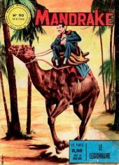 Mandrake (1re Série - Remparts) (Mondes Mystérieux - 1) -90- Le légionnaire