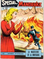 Mandrake (3e Série - Remparts) (Spécial - 1) -17- La magigienne de la montagne