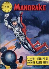 Mandrake (1re Série - Remparts) (Mondes Mystérieux - 1) -58- Le rescapé de la planète Jupiter