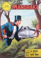 Mandrake (1e Série - Remparts) (Mondes Mystérieux - 1) -86- La créature d'un autre monde