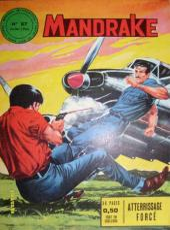 Mandrake (1re Série - Remparts) (Mondes Mystérieux - 1) -87- Atterrissage forcé
