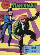 Mandrake (1re Série - Remparts) (Mondes Mystérieux - 1) -88- La chambre à gaz