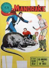 Mandrake (1e Série - Remparts) (Mondes Mystérieux - 1) -93- Les amazones du XXe siecle
