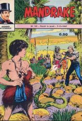 Mandrake (1re Série - Remparts) (Mondes Mystérieux - 1) -141- Le docteur cyclone