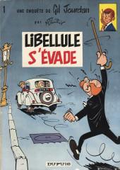Gil Jourdan -1a78- Libellule s'évade