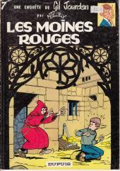 Gil Jourdan -7a1977- Les moines rouges