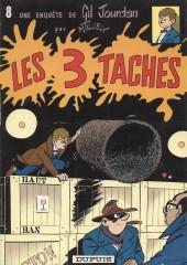 Gil Jourdan -8b78- Les 3 taches