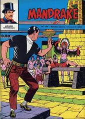 Mandrake (1re Série - Remparts) (Mondes Mystérieux - 1) -177- Le fantôme de la pyramide Aztèque