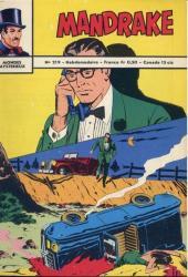 Mandrake (1re Série - Remparts) (Mondes Mystérieux - 1) -219- Le nouveau voisin