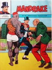 Mandrake (1re Série - Remparts) (Mondes Mystérieux - 1) -181- Une robe convoitée