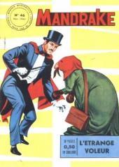 Mandrake (1re Série - Remparts) (Mondes Mystérieux - 1) -46- L'étrange voleur