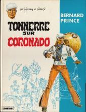 Bernard Prince -2c1979- Tonnerre sur Coronado