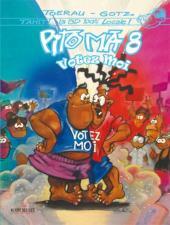 Pito Mâ -8- Votez moi