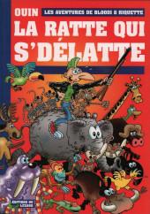 Bloodi -5- La Ratte qui s'délatte
