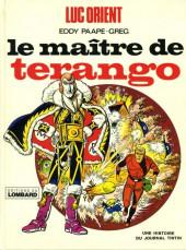 Luc Orient -3b76- Le maître de Terango