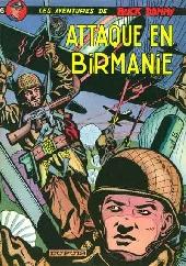 Buck Danny -6c1976- Attaque en Birmanie
