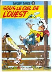 Lucky Luke -4e07- Sous le ciel de l'Ouest