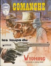 Comanche -3a1976'- Les loups du Wyoming