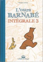 L'ours Barnabé (Boîte à bulles) -INT3- Intégrale 3