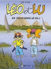 Léo et Lu -6- En plein dans le Nil