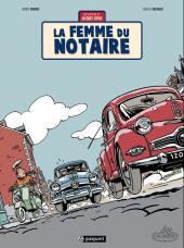 Jacques Gipar (Une aventure de) -4- La femme du notaire