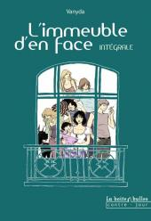 L'immeuble d'en face - Tome INT