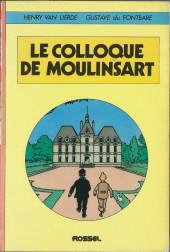 (AUT) Hergé -74'- Le colloque de Moulinsart